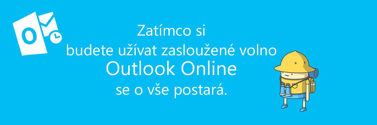 Outlook Online, Automatická odpověď