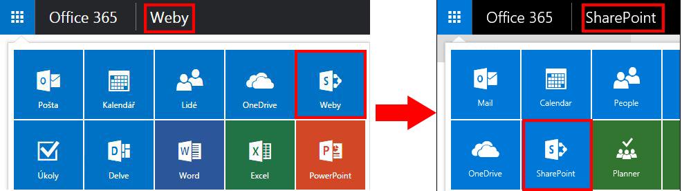 SharePoint._zmeny